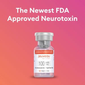 The Newest FDA Approved Neurotoxin Newtox available at Visconti Medical Spa in Petoskey